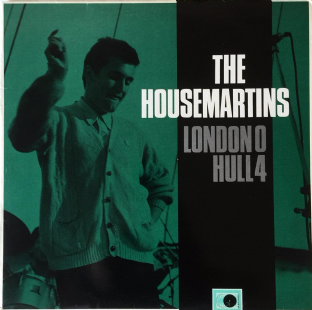 Housemartins (The) ‎- London 0, Hull 4 (LP) (VG/VG)